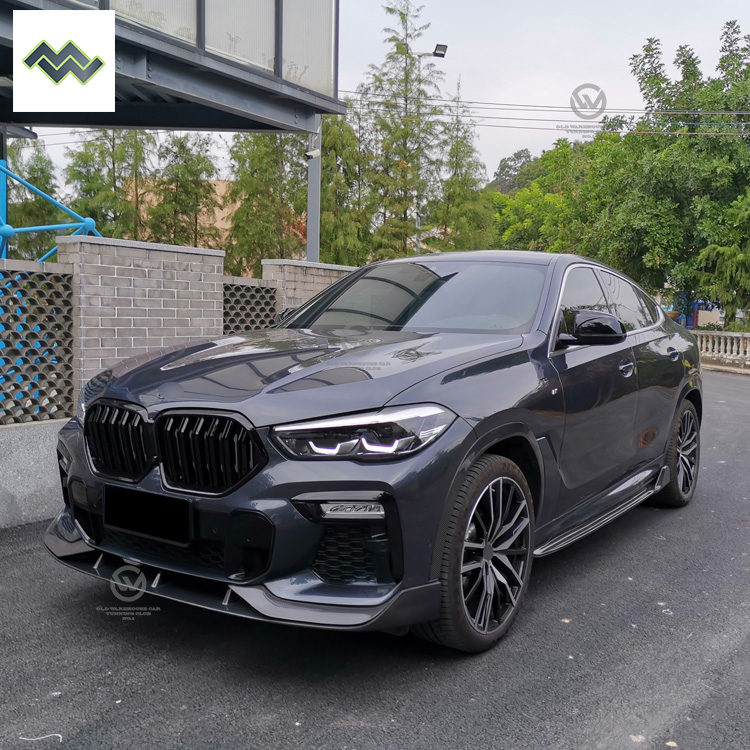 Обвес MW Design BMW X6 G06