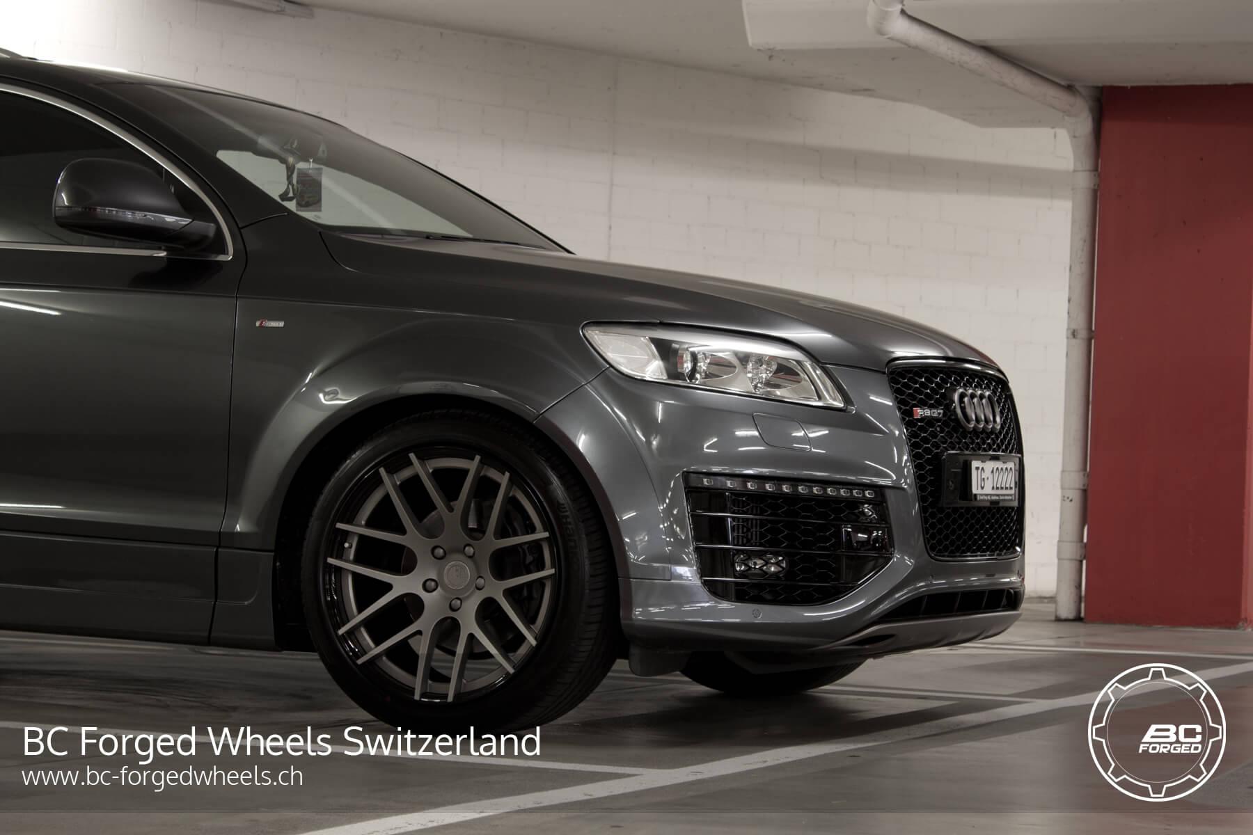 шипованная резина на Audi
