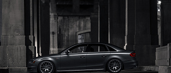 2014 Monsoon Gray Audi B8 S4 - V710 Gunmetal 19""