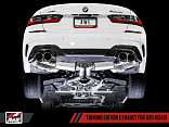 AWE Exhaust Suite for the BMW G20 M340i